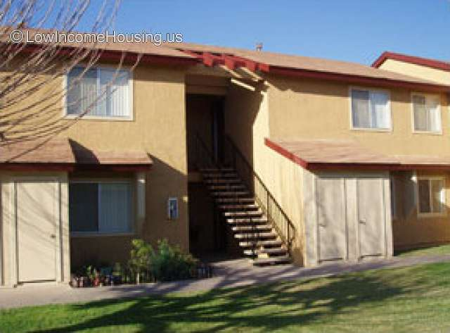 Salton Village Apartments I