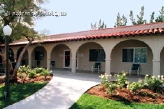 California Terrace Apartments