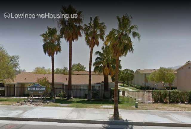 Desert Horizons Apartments