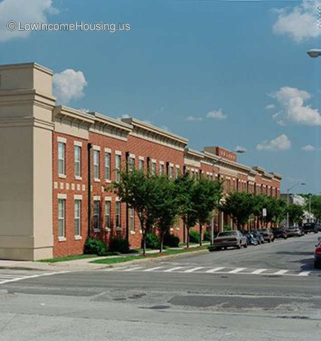 Baltimore MD Low Income Housing And Apartments