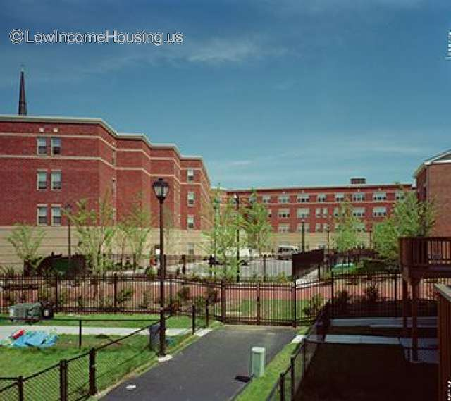 Terrace Garden Apartments: Baltimore MD Low Income Housing