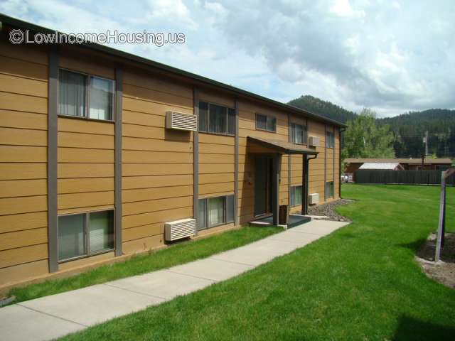 Black Hills Apartments - SD