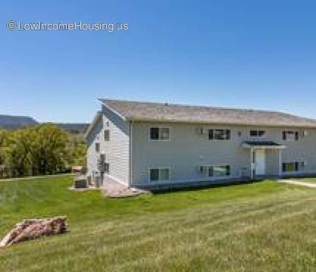 Apartments Utilities Included Low Income: 608 Sherman St., Whitewood, SD