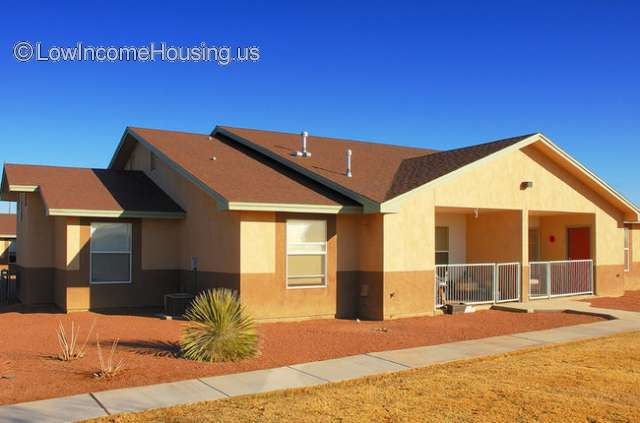 Deming NM Low Income Housing and Apartments