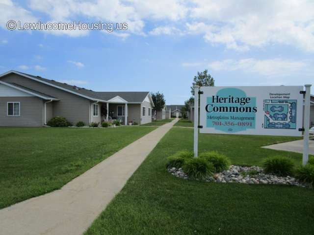 Heritage Commons - ND