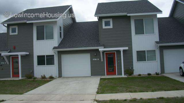Minot Place Rowhomes