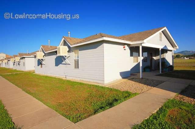 San Miguel Senior Apartments | 2710 Collins Drive, Las ...