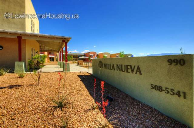 Villa Nueva Senior Apartments