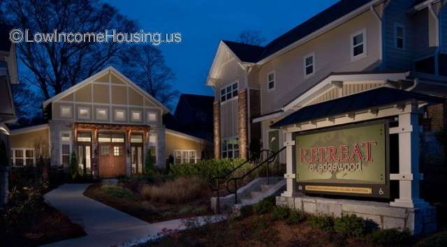 The Retreat at Edgewood Townhomes   150 Hutchinson Street ...