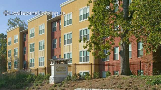 Columbia Blackshear Senior Residences