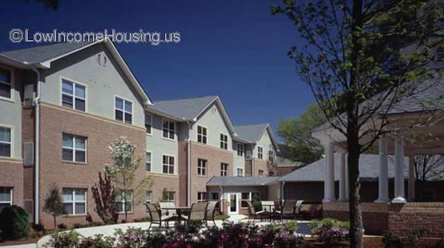 Columbia High Point Senior Residences