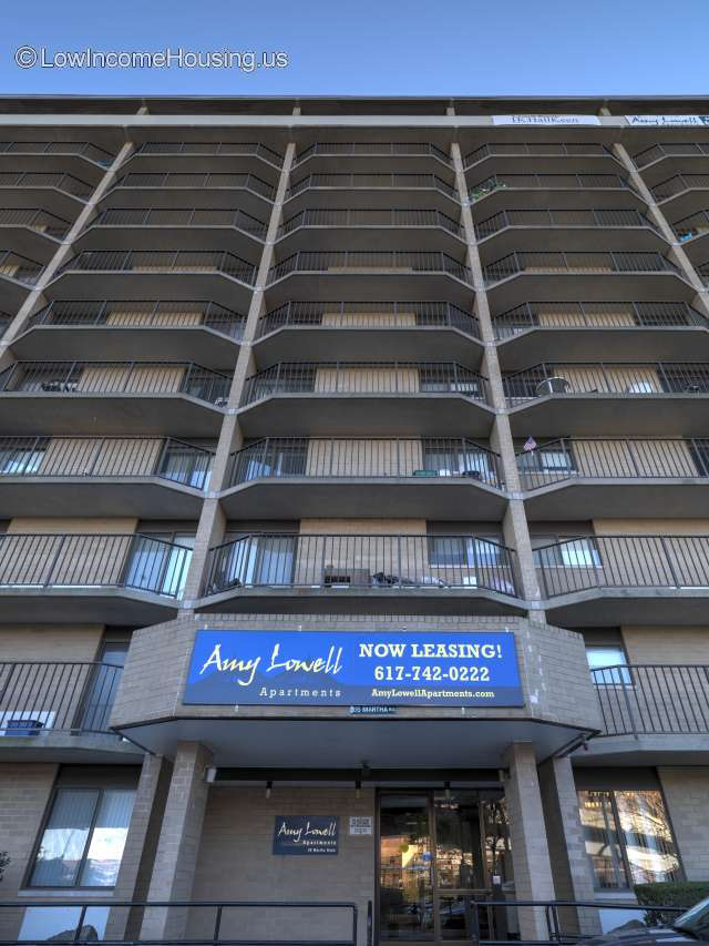 Amy Lowell Apartments