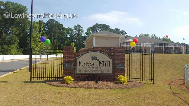 Forest Mill - GA