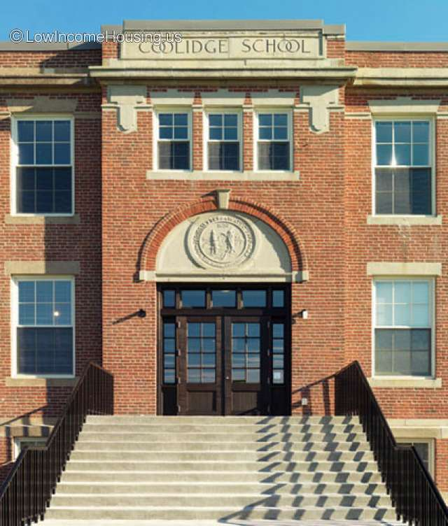 Apartments at Coolidge School