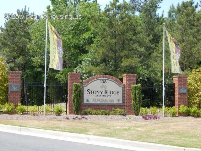 Stony Ridge Apartments - GA