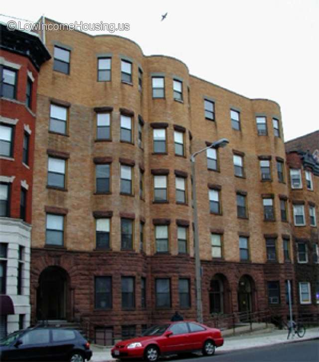 Westland Apartments: Boston MA Low Income Housing And Apartments