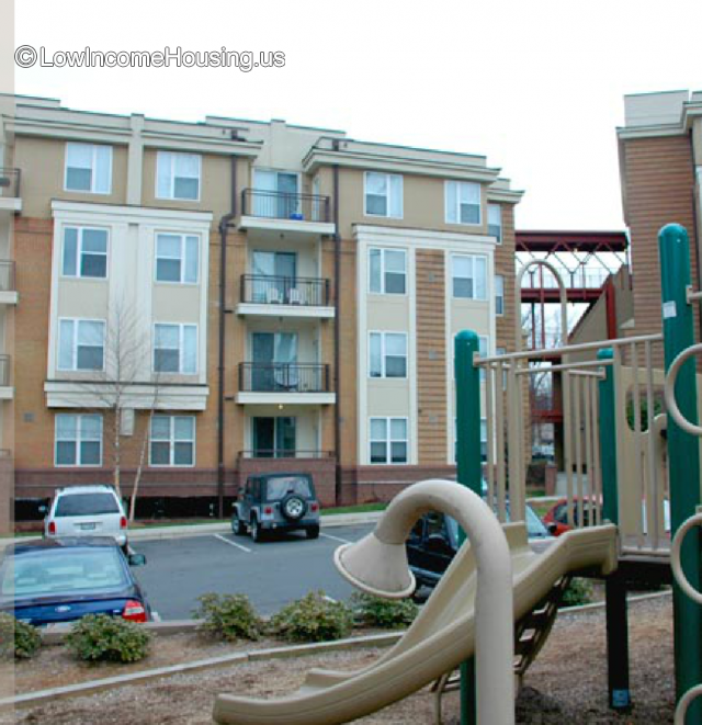 One Bedroom Low Income Apartments: 1005 West Trade Street, Charlotte, NC