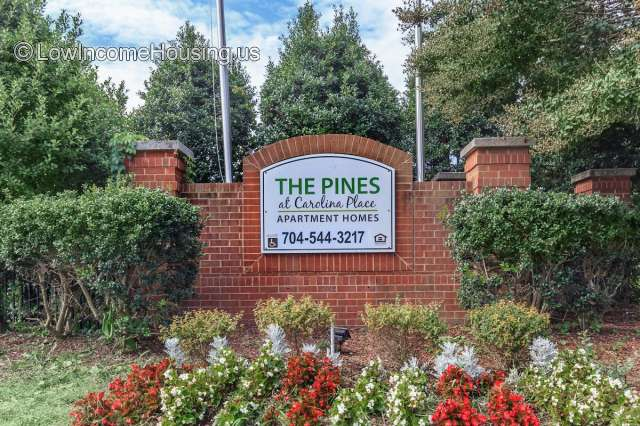 The Pines at Carolina Place