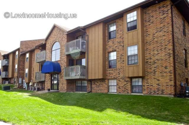 Papillion Heights Apartments