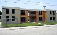 Annie Coleman Site 14 - Miami Public Housing Apartment