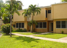 Culmer Gardens - Miami Public Housing Apartment