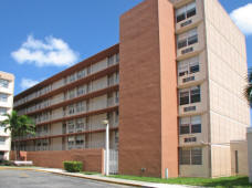Dante Fascell - Miami Public Housing Apartment