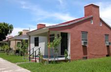 Edison Courts - Miami Public Housing Apartment