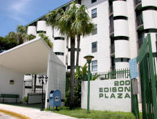 Edison Plaza - Miami Public Housing Apartment