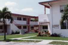 Elizabeth Virrick I - Miami Public Housing Apartment