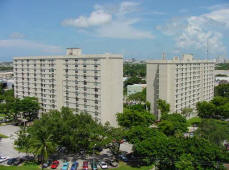 Haley Sofge Towers - Miami Public Housing Apartment