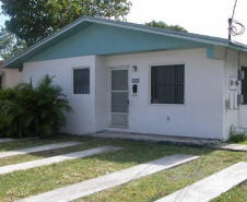 Manor Park - FL - Miami Public Housing Apartment