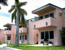 New Haven Gardens - Miami Public Housing Apartment