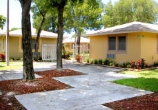 Opa-Locka Elderly - Miami Public Housing Apartment