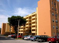 Palm Court - Miami Public Housing Apartment