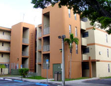 Parkside I & II - Miami Public Housing Apartment