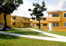 Rainbow Village - Miami Public Housing Apartment