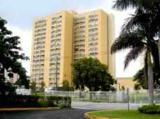 Ward Tower - Miami Public Housing Apartment