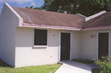 West Homestead Gardens - Miami Public Housing Apartment