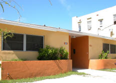 Wynwood Homes - Miami Public Housing Apartment