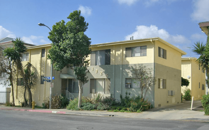 Genesee Court - Los Angeles Housing Partnership