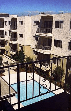 Orangewood Court Apartments - Los Angeles Housing Partnership