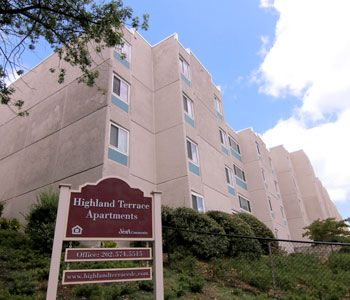 Highland Terrace Apartments - DC