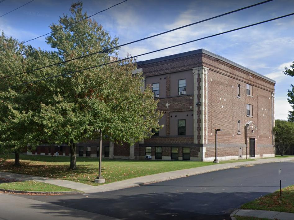 Pomeroy School Renovation Cortland