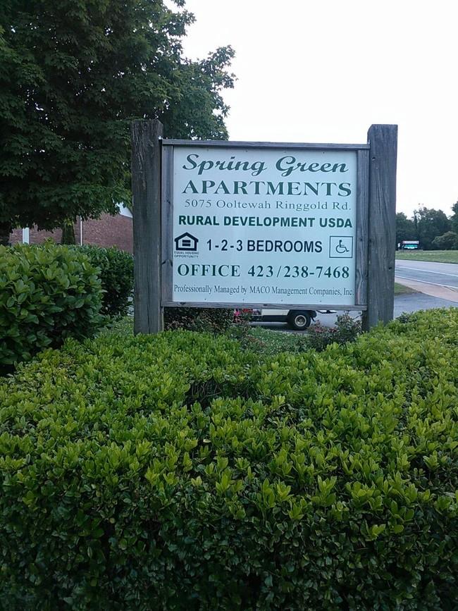 Spring Green Apartments