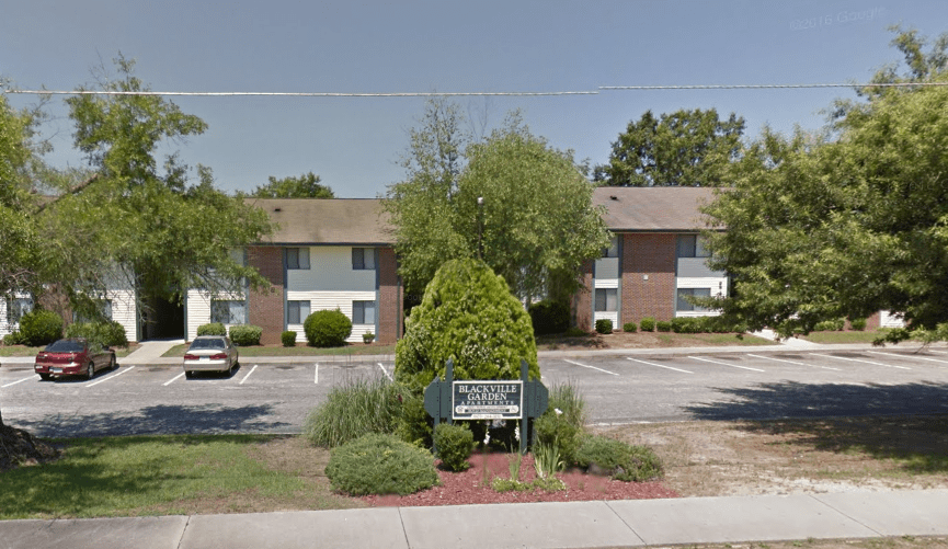 Blackville Gardens Apartments