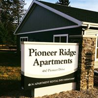 Pioneer Ridge Apartments
