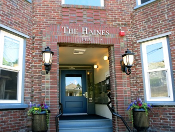 Haines Apartments
