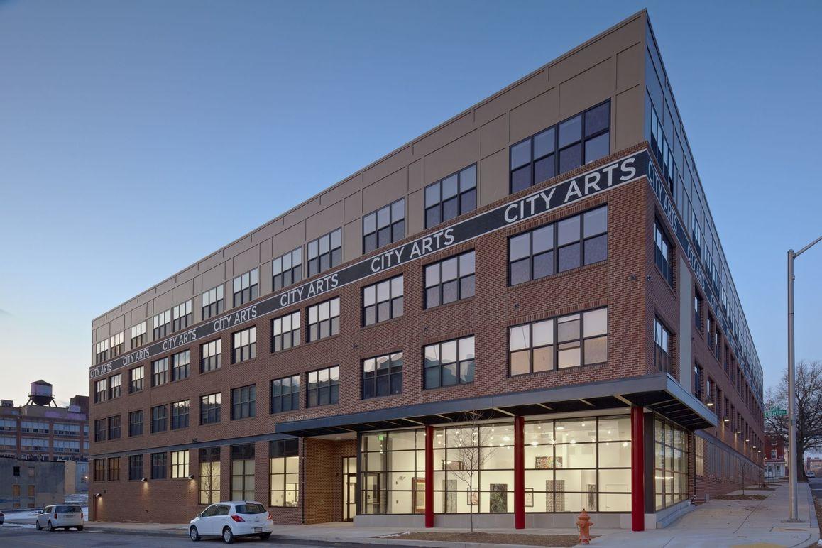 City Arts Apartments