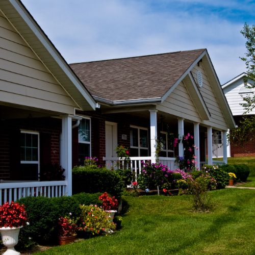 Orchard Place Apartments: 1310 Hazel Lane, Farmington, MO