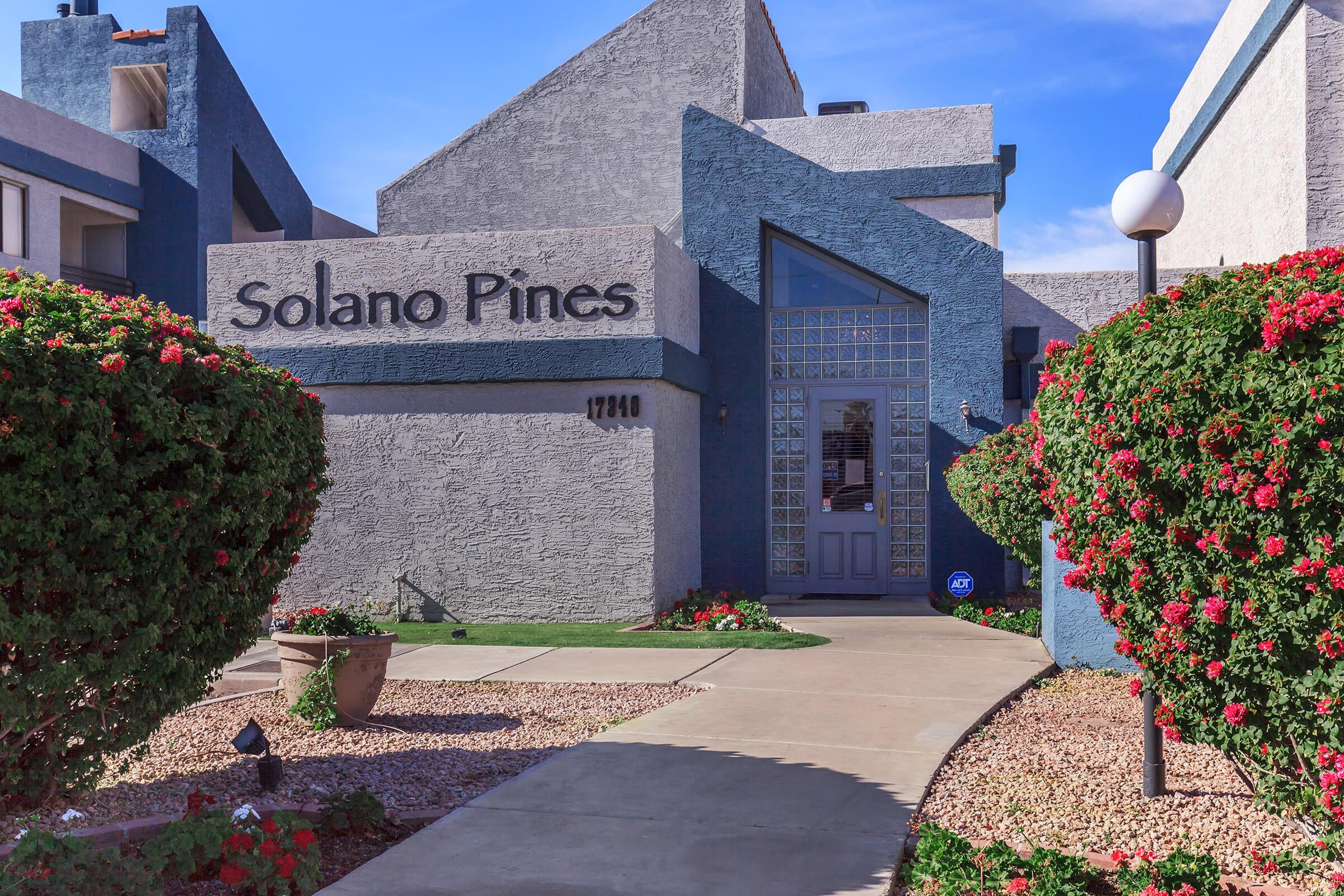 Solano Pines